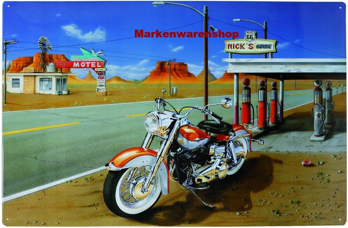 Guma-Magnettalfel-Magnet-Pinnwand-Motorrad-mit-8-Magnete