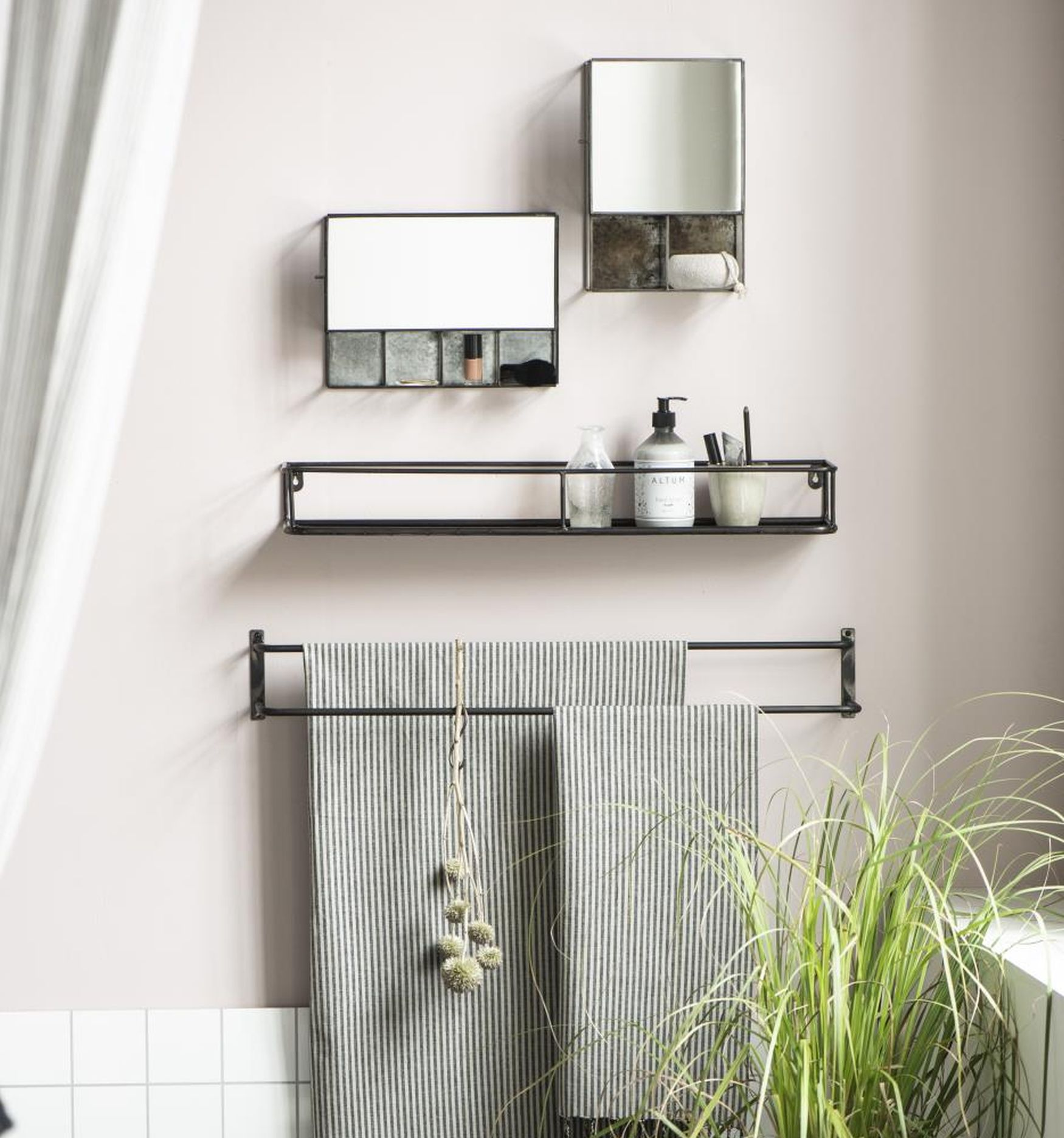 Hanging Wall Cabinet Cabinet Mirror Front