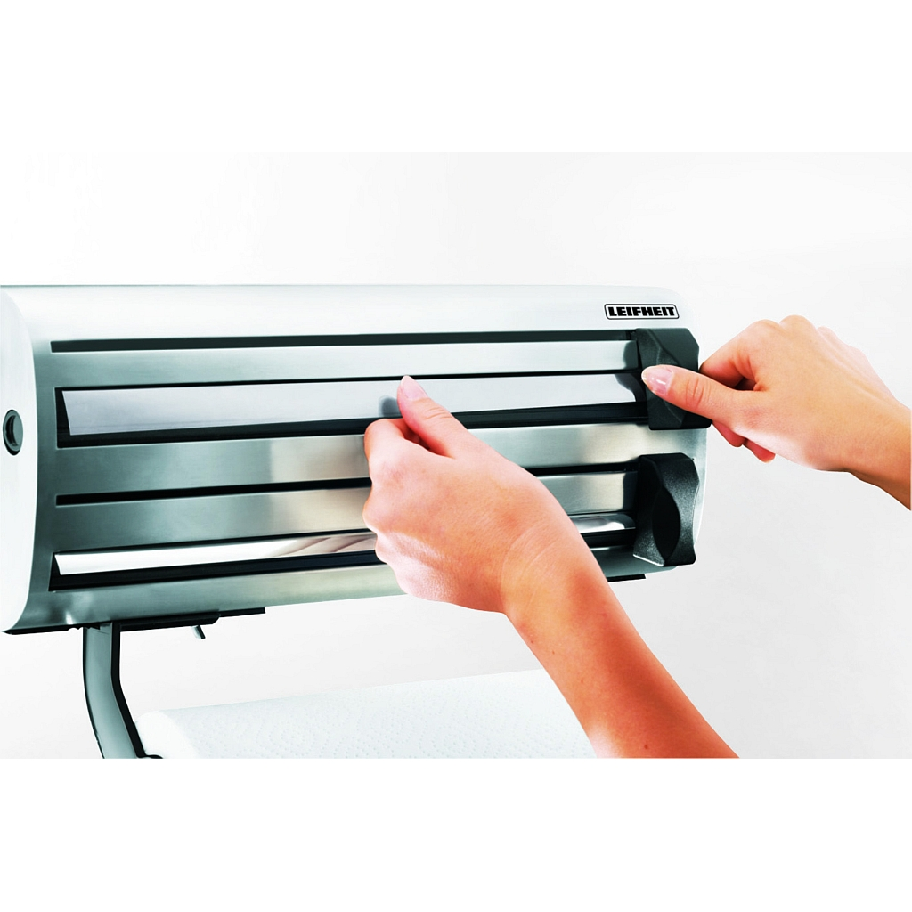 neu leifheit 25660 wandrollenhalter parat royal proline rollenhalter ebay. Black Bedroom Furniture Sets. Home Design Ideas