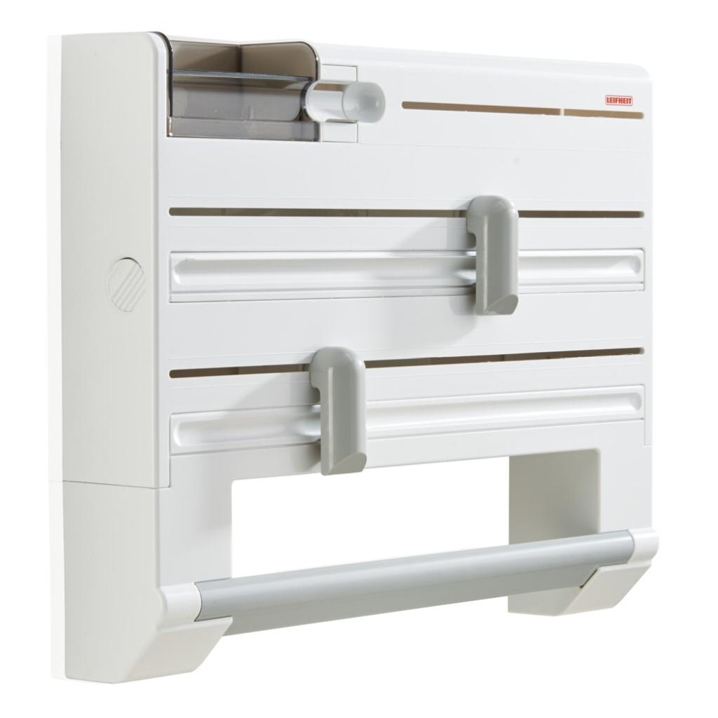 auswahl leifheit k chenrollenhalter wandrollenhalter. Black Bedroom Furniture Sets. Home Design Ideas