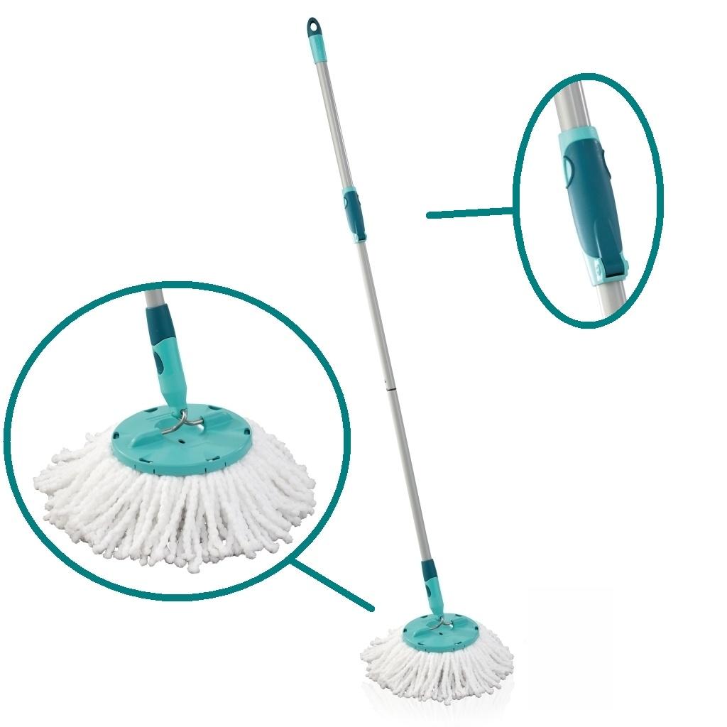 leifheit clean twist mop set inkl wischmop schleudersieb eimer rollwagen 4006501520197 ebay. Black Bedroom Furniture Sets. Home Design Ideas