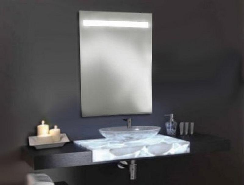 Top led lichtspiegel e light badezimmer spiegel badspiegel for Fenster 70x50
