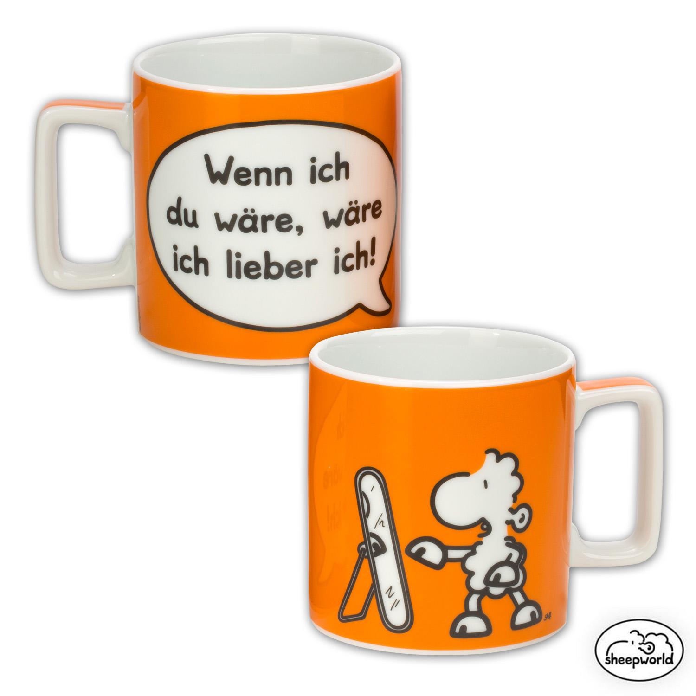 Top-Auswahl-Sheepworld-Tassen-Wortheld-Kaffeetassen-Buerotasse-Tasse
