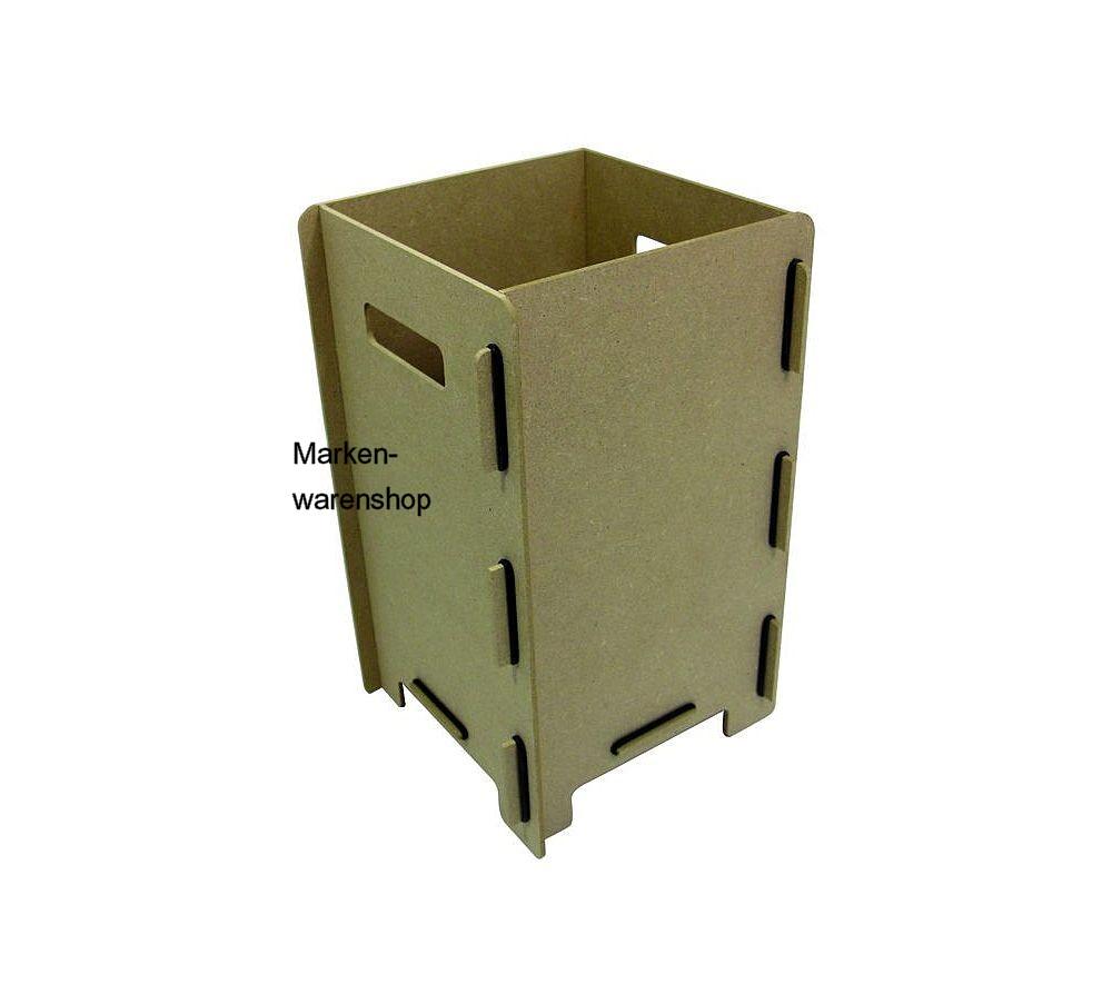 werkhaus hockerbox stauraumeinsatz unter box f r. Black Bedroom Furniture Sets. Home Design Ideas