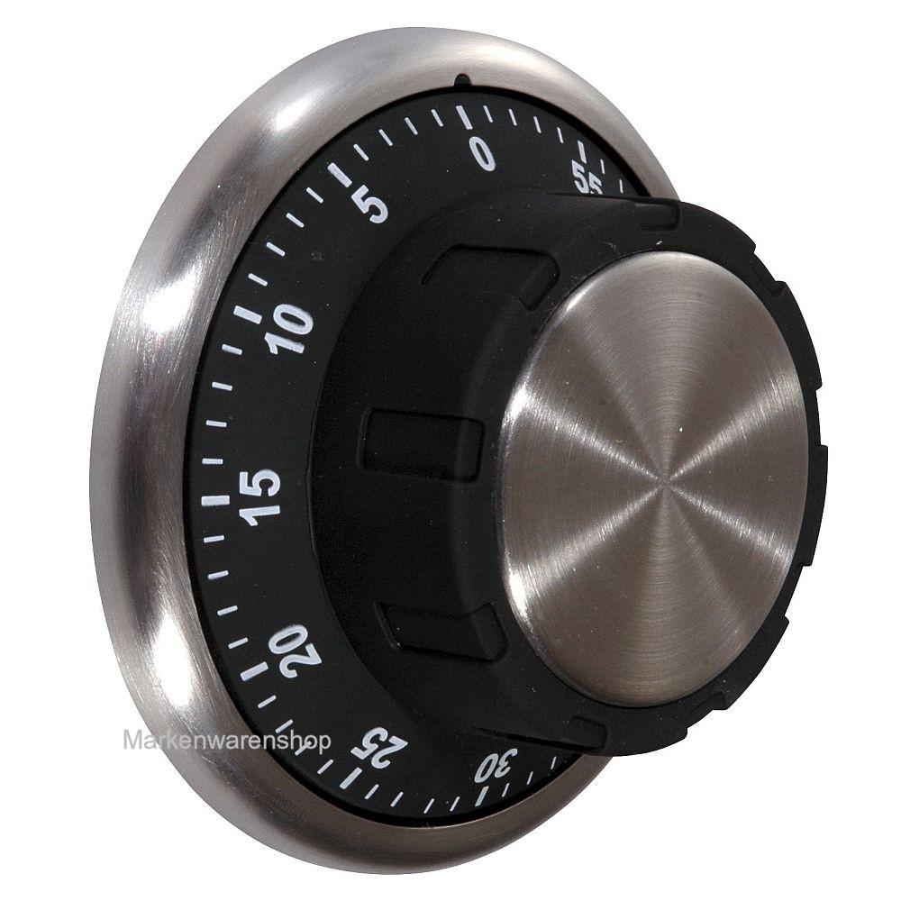 Küchentimer Digital Magnet ~ cabanaz totem kurzzeitmesser magnet safe knacker schwarz eieruhr küchentimer ebay