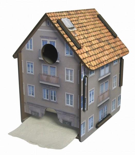 Werkhaus ToPa Haus Stadthaus PP5101 WC Rollen- Klopapier- Toilettenpapier Halter