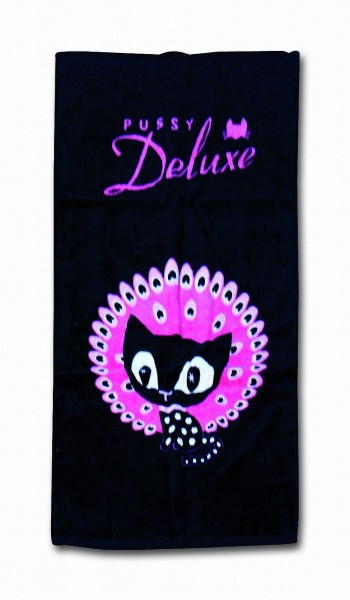 Pussy Deluxe - Handtuch Pavo Kitten 50x100cm
