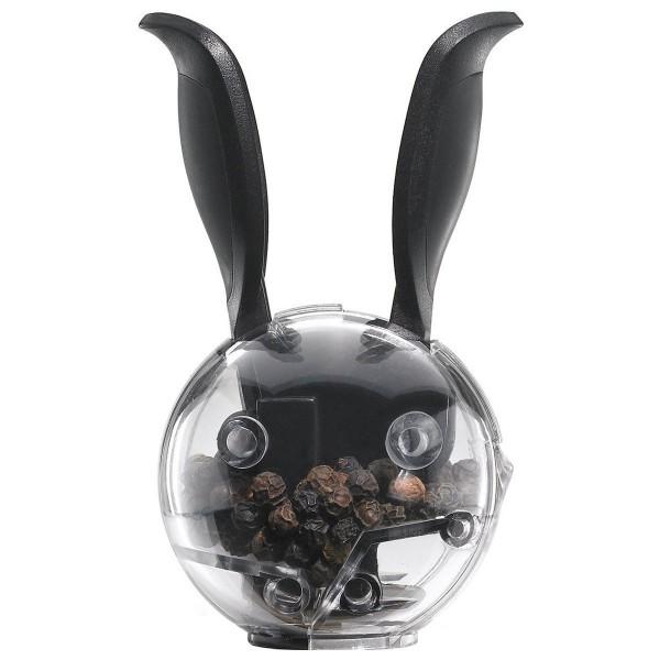 NEU OVP Chef'n Mini Magnetic Pepper Ball magnetische Mini Pfeffermühle schwarz