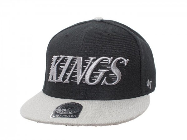 "47 Brand - NHL Cap Basecap Kappe Mütze Eishockey ""Los Angeles Kings"" (Nr. 27)"