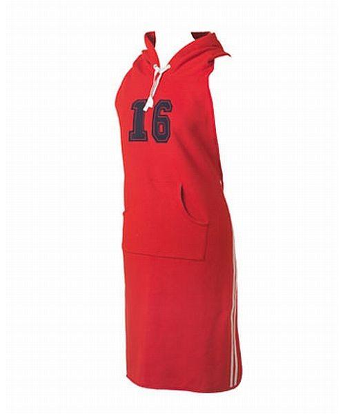 Cabanaz - Schürze, Küchenschürze Sport in Rot