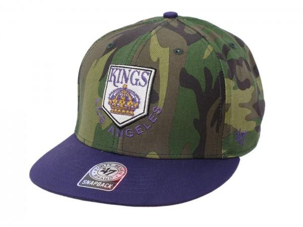 """47 Brand - NHL Cap Basecap Kappe Mütze Eishockey """"Los Angeles Kings"""" (Nr. 53)"""