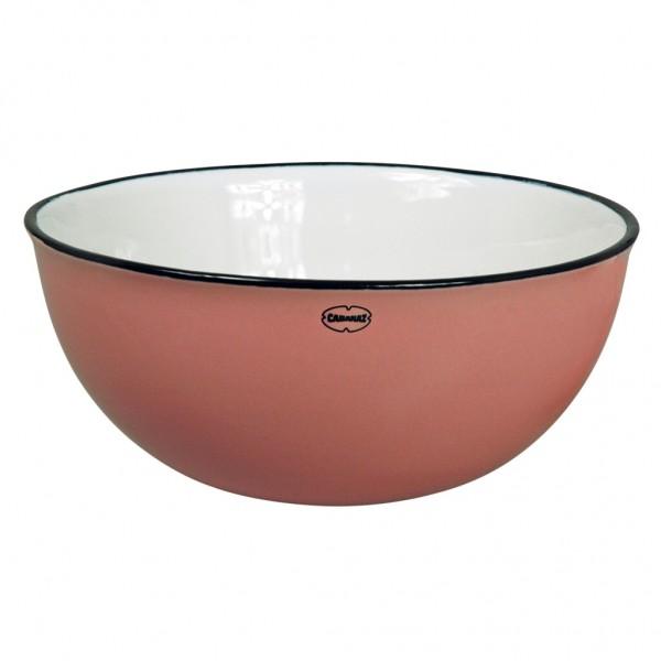 Cabanaz - Schüssel Schale Salatschüssel Salad Bowl pink 1201646
