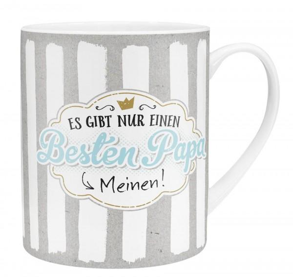 """Sheepworld - XL Geschenk- Büro- Kaffee- Tasse """"Besten Papa"""" 0,6l Box (45761)"""