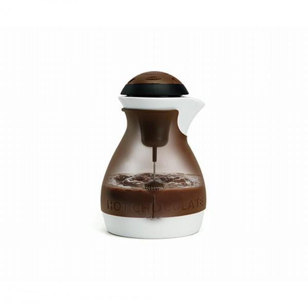 Chef'n 102-405-155 Hot Chocolate Pot Schokoladenaufschäumer Aufschäumer