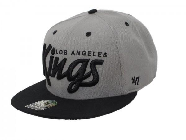 """47 Brand - NHL Cap Basecap Kappe Mütze Eishockey """"Los Angeles Kings"""" (Nr. 19)"""