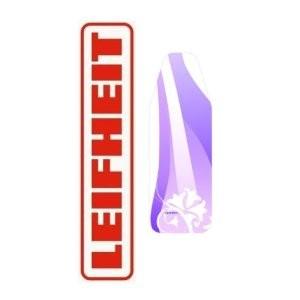 Leifheit - Bügelbezug Elegance Lila Gr. M Bügeltischbezug Bügelbrettbezug