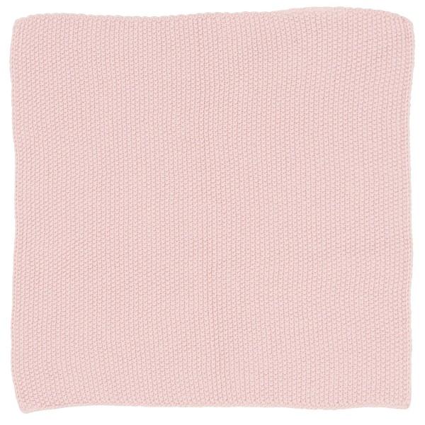 Ib Laursen - Spüllappen Mynte Rosa Strick 25x25cm (6351-07) Lappen Spültuch