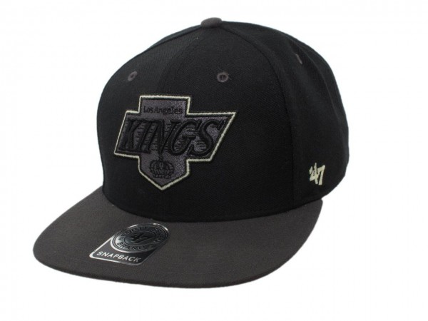 """47 Brand - NHL Cap Basecap Kappe Mütze Eishockey """"Los Angeles Kings"""" (Nr. 35)"""