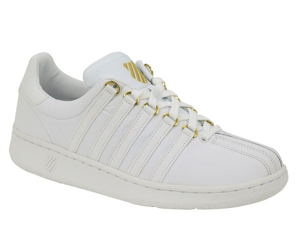 K-Swiss Classic VN 50TH Damen Sneakers EU 41,5 Weiß 93944-955 Schuhe Sportschuhe