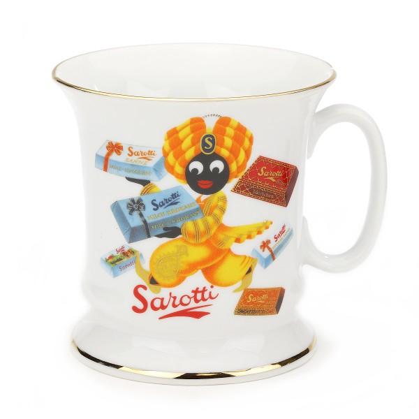 Sarotti Kaffeetasse Tasse Kaffeehaferl Tafeln Reutter Porzellan 86.065/0