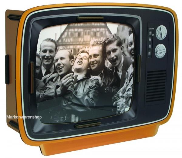 Werkhaus - TV Lampe Orange PP7203 Bilderrahmen Photorahmen Fotorahmen Wandlampe