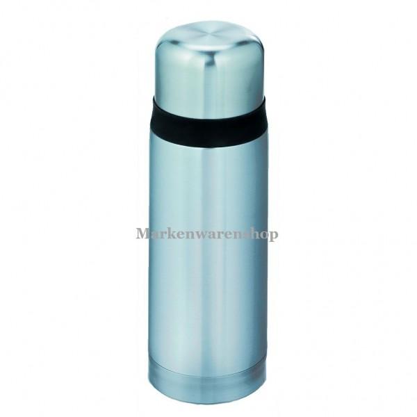 Leifheit - Isolierflasche Coco 1,0L Edelstahl 28521 Thermosflasche Thermoskanne