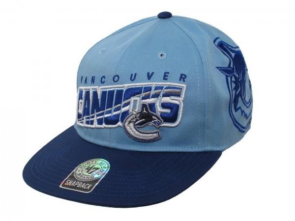 "47 Brand - NHL Cap Basecap Kappe Mütze Eishockey ""Canucks Vancouver"" (Nr. 88)"