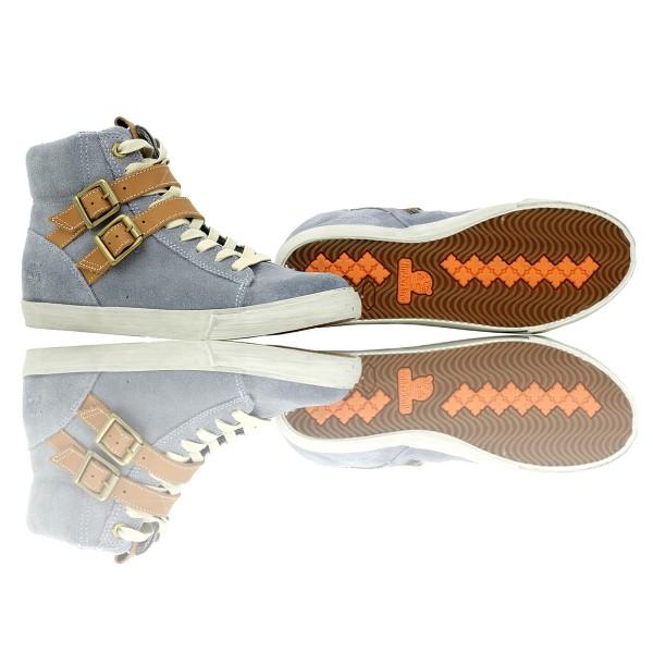 Timberland Womens Glastenbury Sneaker Boots Damen Schuhe Gr. 41,5 Grau UVP 110€