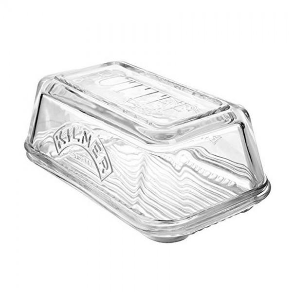 Kilner - Butterdose aus Glas für 250g Butter 0025.350 Butterschale Butterglocke