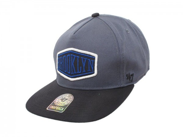 "47 Brand - NHL Cap Basecap Kappe Mütze Eishockey ""NY Brooklyn"" (Nr. 9)"