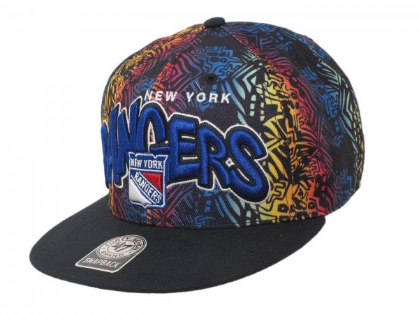 "47 Brand - NHL Cap Basecap Kappe Mütze Eishockey ""NY Ranger"" (Nr. 62)"
