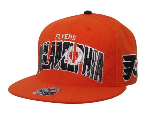 """47 Brand - NHL Cap Basecap Kappe Mütze Eishockey """"Philadelphia Flyers"""" (Nr.71)"""
