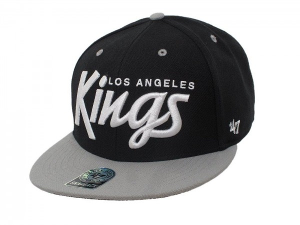 """47 Brand - NHL Cap Kappe Mütze Basecap Eishockey """"Los Angeles Kings"""" (Nr. 18)"""