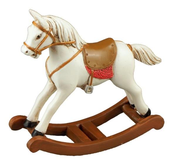 Reutter Miniaturen - Schaukelpferd (1.759/0) Pferd Puppenstube Puppenhaus Deko