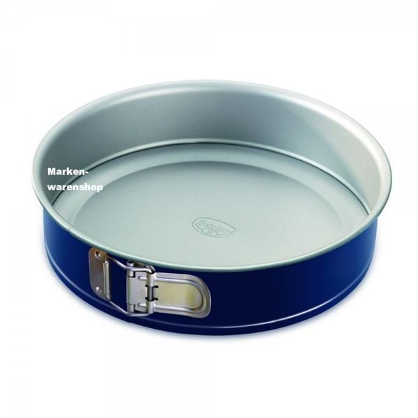 Dr. Oetker - Energiespar-Springform Springbackform Ø 26cm blau (01424)