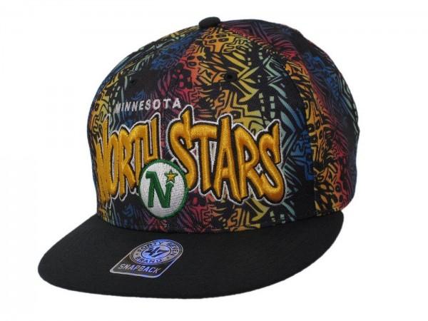 "47 Brand - NHL Cap Basecap Kappe Mütze Eishockey ""Minnesota North Star"" (Nr. 60)"
