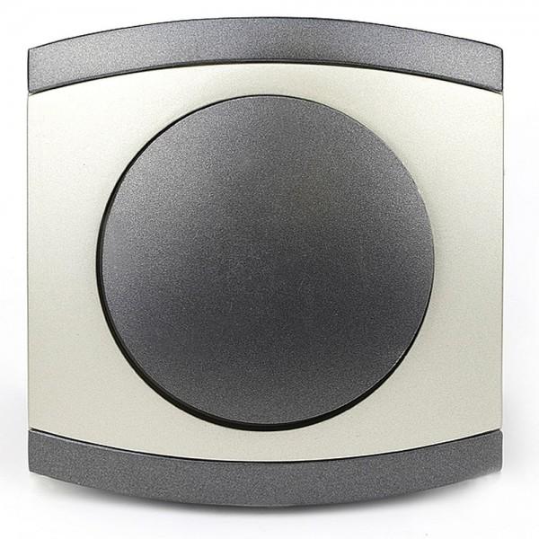 REV Modena Titan 853108 Taster Schalter inkl. Rahmen