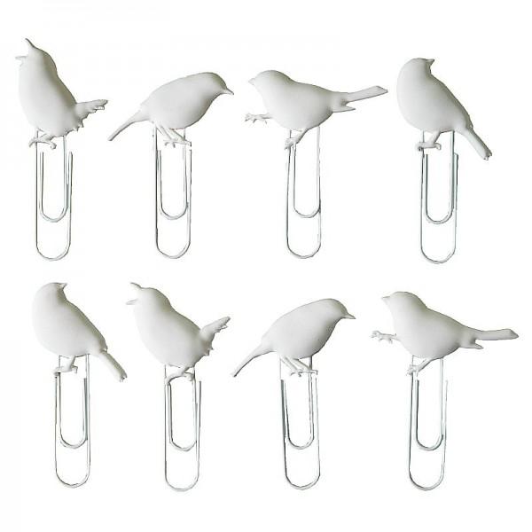 Cabanaz, Bird Clip, Fotogalerie Bilderleine, Vögel weiß