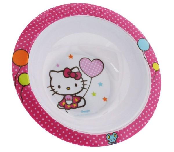 Unitedlabels - Hello Kitty Schüssel Schale Kindergeschirr Geschirr (0119223)