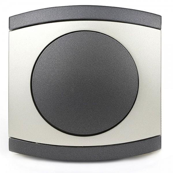 REV Modena Titan 856108 Aus-/Wechselschalter Taster Schalter inkl. Rahmen