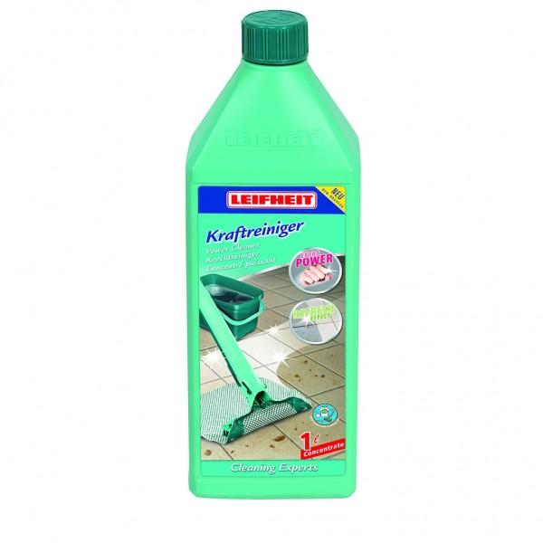 Leifheit - Kraftreiniger Set, Reinigungsmittel 2x 1 Liter (EURO 8,98/L)