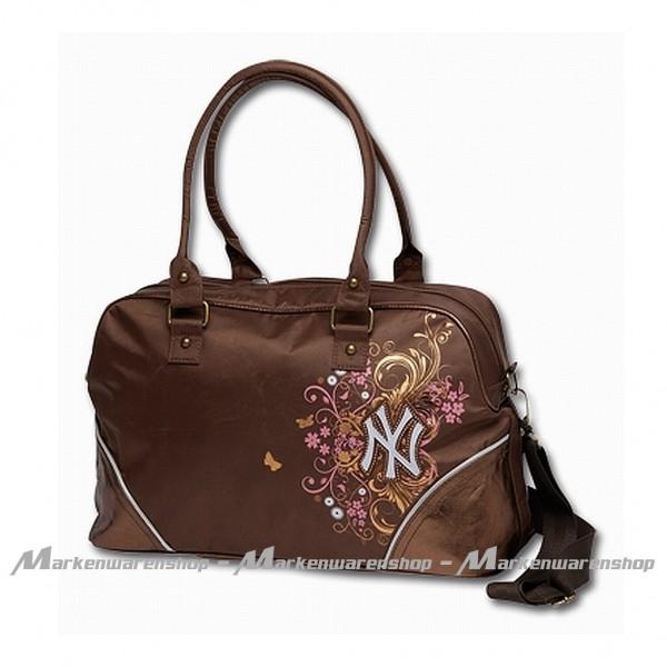 NEW YORK YANKEES Handtasche braun, Umhängetasche, Schultertasche
