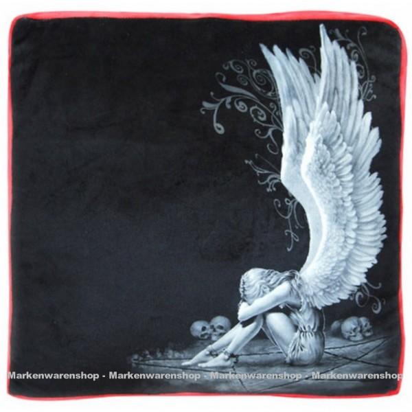 Spiral Kissen 42x42 Enslaved Angel, Dekokissen 10505100