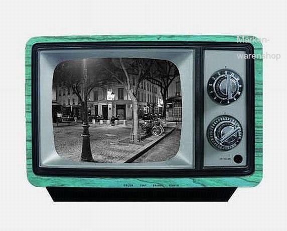 Werkhaus - Bilderrahmen TV Blau (Groß PR8208-3) Fotorahmen Photorahmen