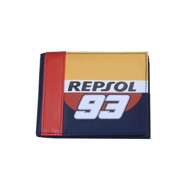 Repsol 93 Großer Geldbeutel Geldbörse Wallet ca. 14cm x 13cm