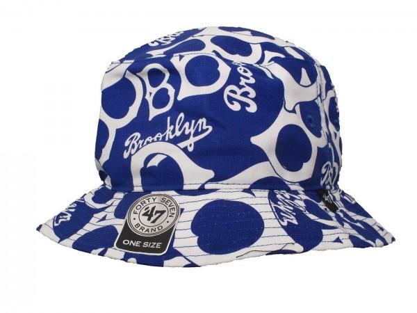 "47 Brand - MLB Mütze Basecap Kappe Cap Baseball ""Los Angeles Dodgers"" (Nr. 98)"