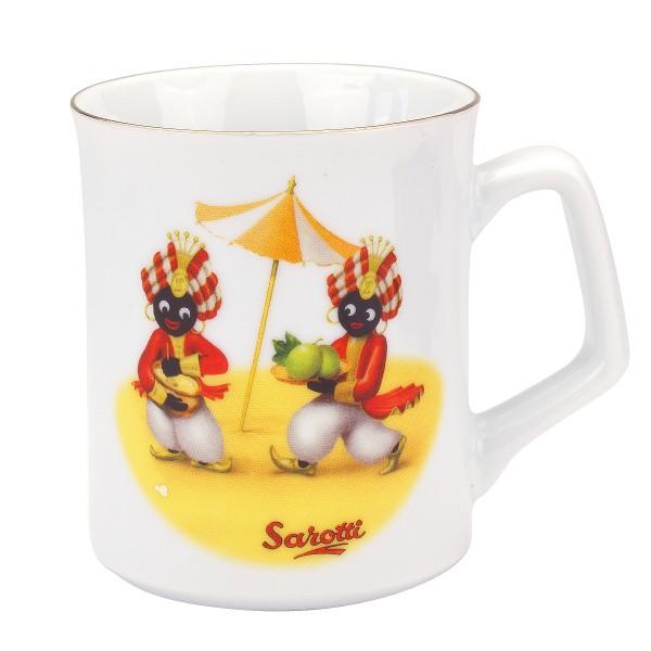 Reutter Porzellan - Sarotti Becher (87.064/0 Gelb) Kaffeetasse Tasse