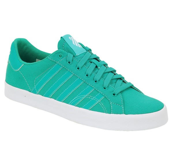 K-Swiss Damen Sneakers Belmont So T Sherbet 93739 Grün EU 39,5