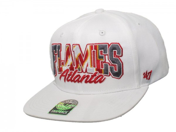 """47 Brand - NHL Cap Basecap Kappe Mütze Eishockey """"Atlanta Flames"""" (Nr. 120)"""