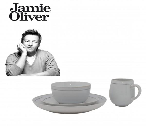 Jamie Oliver Speiseservice Essgeschirr 16 tlg. Steinzeug 8718033973025